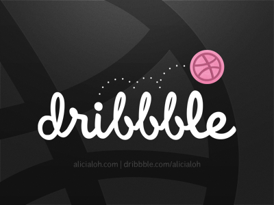 Dribbble Debut Shot debut bounce debut shot dribbble logo