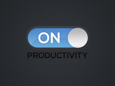 Wallpaper - Productivity: On