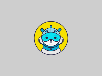 SnowBall (Rick and Morty) illustrator rick and morty snowball icon
