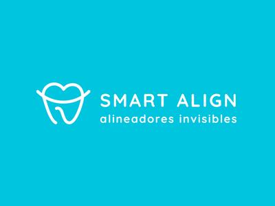 Logo Smart Align logo clínica dental salud health clinic dental