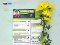 تصميم للسيرة الذاتية الإحترافية وترويجها لآلاف الشركات في العراق