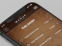 The Manup Club App