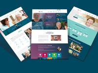 Website designs for Aged Care Providers