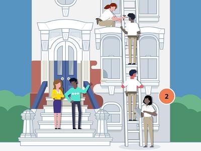 Illustration for Hotspot Interaction