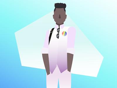 LGBTQ Illustration