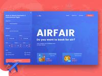 AIRFAIR Homepage