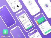"""""""ESHOPER"""" Ecommerce App (FREEBIE)"""
