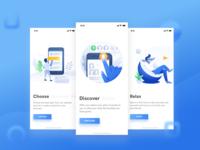 App Onboarding UI