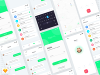 Map Chat App