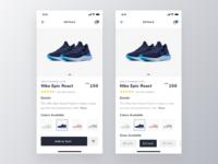 Sneaker Shop App