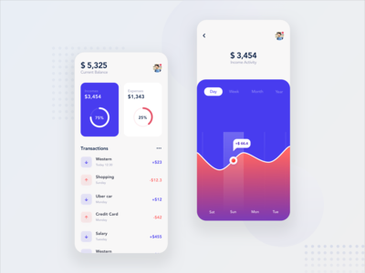 Wallet app Design - iOS 13
