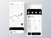 Ride Share App Design