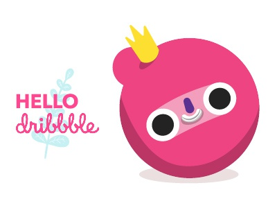 Hello Dribble - serge illustration vectorillustration contemporarydesign doodle characterdesign freelance illustrator designer pictoplasma character