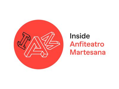 Circolo IAM - Inside Anfiteatro Martesana Logo