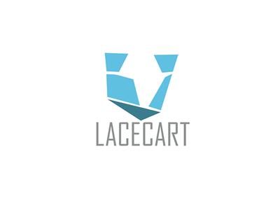 Logo design for Lacecart