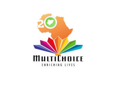 An anniversary logo design