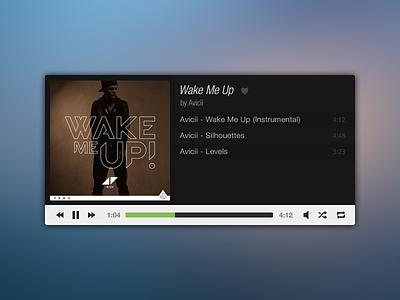 Music Player music player rebound ui interface