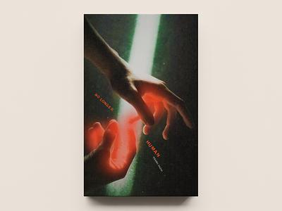 'No Longer Human' by Osamu Dazai –Cover Concept typography publishing publication design book cover design book cover book