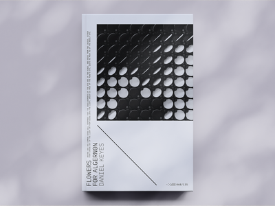 'Flowers for Algernon' by Daniel Keyes –Cover Concept typography publishing graphic design publication design book cover design book cover book