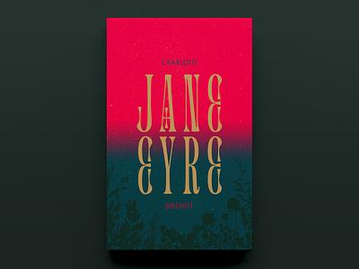 'Jane Eyre' by Charlotte Brontë –Cover Concept cover design publishing publication design book cover design book cover book typography graphic design