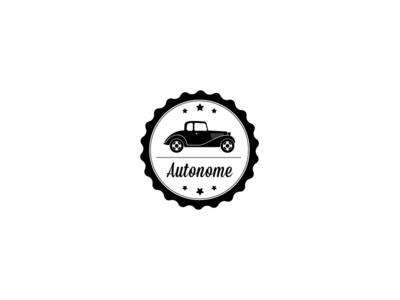Driverless Car Logo