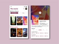 Movie application