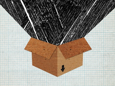 Box longreads illustration collage box