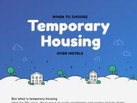 Hotels vs temporaryhousing