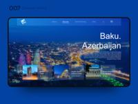 Daily UI 007 — Discover World