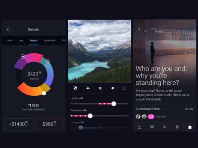 app design for finance company in jerman