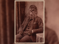 Gentleman Chewbacca 1880