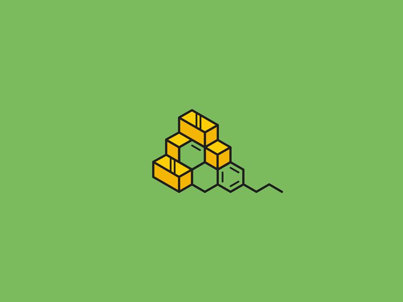 Cannabis + Profit | Icon line icons line icon cannabis design cannabis logo cannabis design icon designs icon design icon a day icon