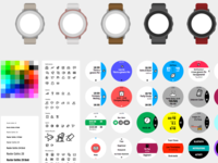Pebble Time Round Interface Kit