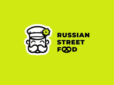 Logo Russian Street Food
