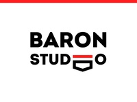 New Logotype «Baron Studio»