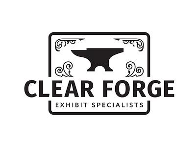 Clear Forge - Logo Design logo design branding graphic design logo design