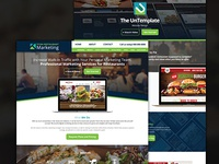 Website Design - Titan Restaurant Marketing