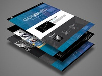 Website Design - Jeff Goddard Music