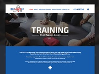 Website Design - Enliven CPR