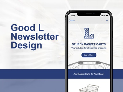 Good L Email email marketing graphic design web design email design