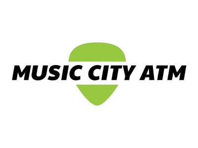 Logo Design - Music City ATM branding graphic design logo design