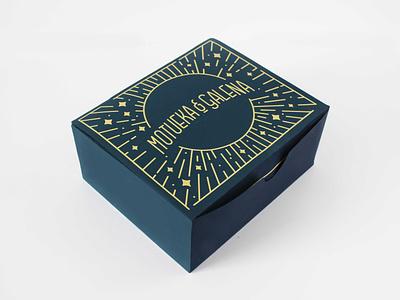 Packaging Design - Motueka & Galena apparel branding design denim beer branding packagingdesign packaging artwork line drawing design illustration graphic design