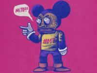 Mickey Feio