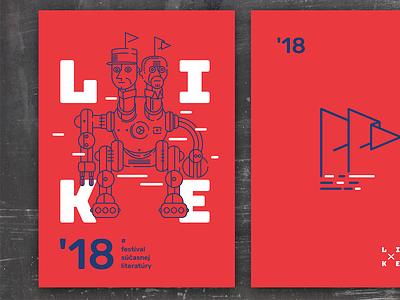 Like robot festival literature slovak czech