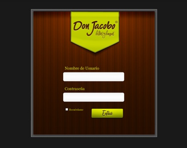 Don Jacobo Lightbox Login