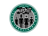Sticker Design For Rashit