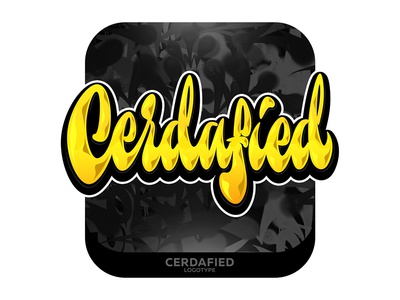 Cerdafied Lettering