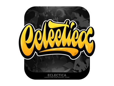 Eclectica Lettering