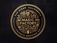 Magic Factory Identity