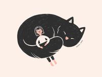 Bed-cat